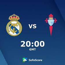 Celta Vigo: 1 - Real Madrid: 3 | Match result