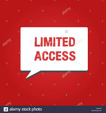 Access is restricted