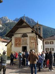 Vigo di Cadore (Bl): with Fai to discover the mountain churches